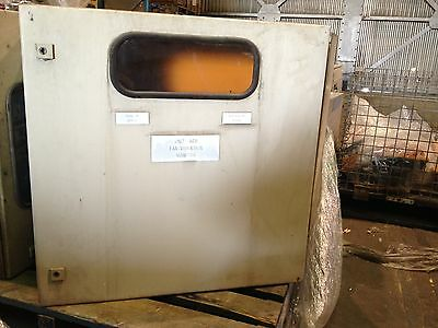 Marshalling Cubicle, Steel Box, Enclosure H 760, W 760, D 310 Junction Box