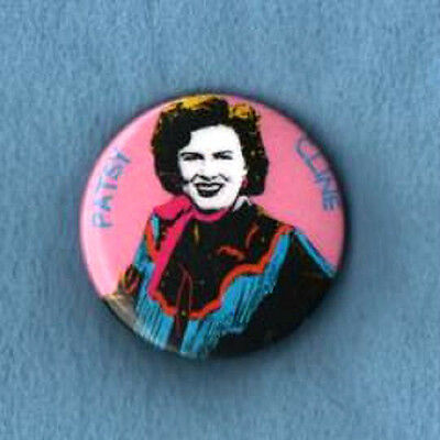 PATSY CLINE BADGE. Country, C&W.