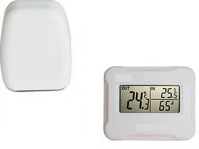 Thermometer and Humidity sensor with  wireless Thermometer