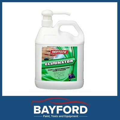 Septone Eliminator Heavy Duty Handwash 4 Ltr Great For Paint & Adhesive Removal