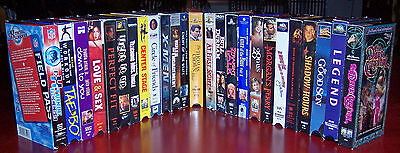 25 VHS MOVIES GREAT ASSORTMENT OF MOVIES DRAMA, COMEDY, ROMANCE, HORROR, Etc.