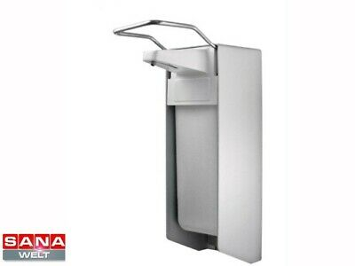 Universal-Spender 1000 ml Wandspender Seifenspender Desinfektion kurzer Hebel