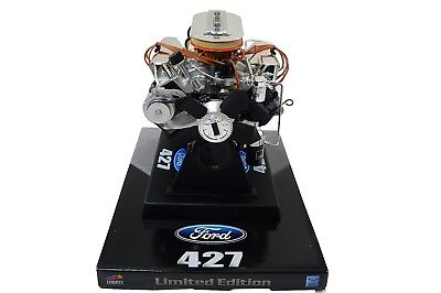 Dodge Ford 427 Wedge Model Engine - Diecast 1:6 Scale Motor