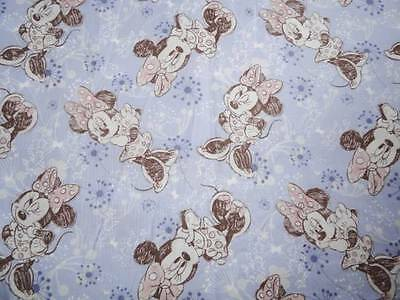 "Pack N Play Cover Large (26X38"") - Cotton / Minnie Poses - Lavender"
