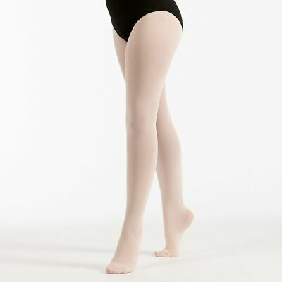 SILKY Ballet Tights Dance Tights Full Foot Footed Girls Sizes Pink or Tan