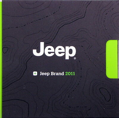 2011 Jeep Brand Overview