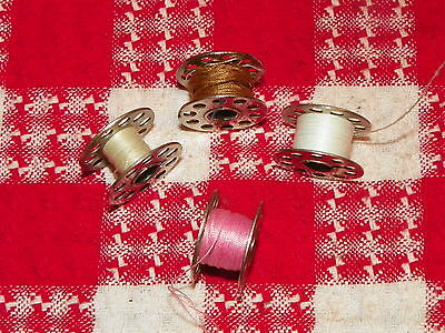 Sewing Machine Round Bobbins