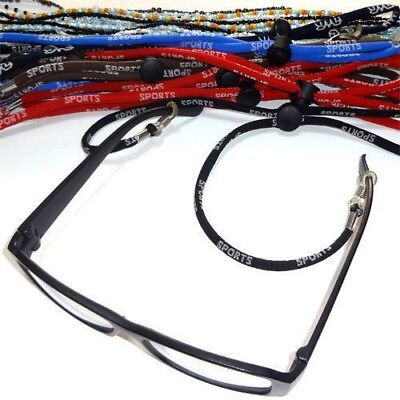Sports Neck Strap Cord Reading Running Riding Glasses Spectacles Sunglasses