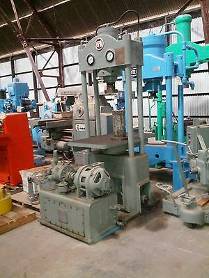 75-Ton HPM 4-Post Hydraulic Press
