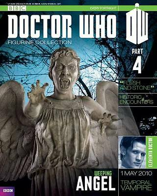 Doctor Who Figurine Collection Issue 4 Weeping Angel