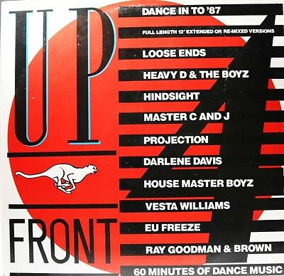 * Various - Upfront 4 / Dance in to 1987 *