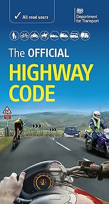 Brand New Dvsa Official Highway Code 2017 Free 1St Class Postage