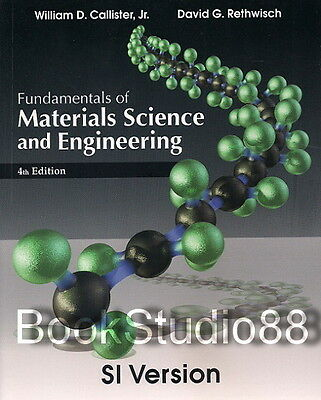 Materials science and engineering an introduction 8th edition solutions