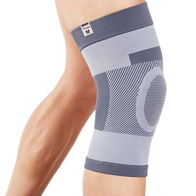 Actesso Compression Knee Support Sleeve Bandage for Strain/Sprain Injury Sport
