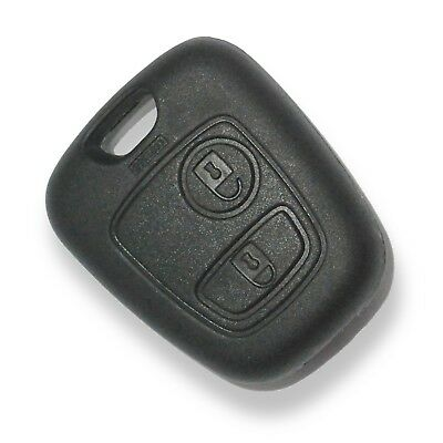 TOYOTA AYGO remote KEY FOB case and blade 2 buttons