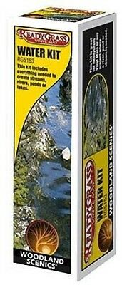 Woodland Scenics Water Kit RG5153 NEW