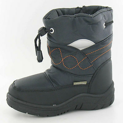Wholesale Boys Snow Boots 15 Pairs Sizes 31-35 8.561801AAV4