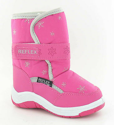 Wholesale Girls Snow Boots 18 Pairs Sizes 10-2 H4069