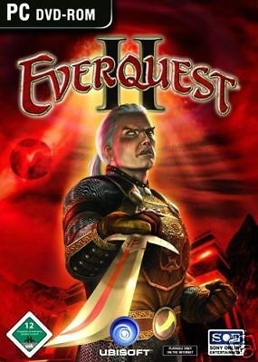 12 st. EverQuest 2 ( je 1 Monate 30-Tage Abo inklusive) NEU OVP PC Rollespiel