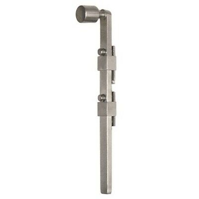 Quality Door Panic Bolt PB300CFSS 300mm Skeleton Concealed Fix Stainless Steel