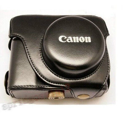 NEW Camera Case Bag cover for Canon Powershot G1X Digital Camera - Black