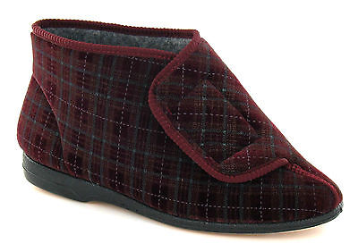 Wholesale Mens Slipper Boots 16 Pairs Sizes 6-11 Tommy