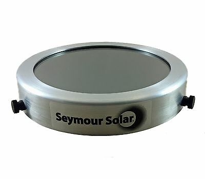 """Helios Solar Glass Filter 6.5"""" (165mm). Fits 6 1/8"""" (157mm) to 6 3/8"""" (162mm)."""