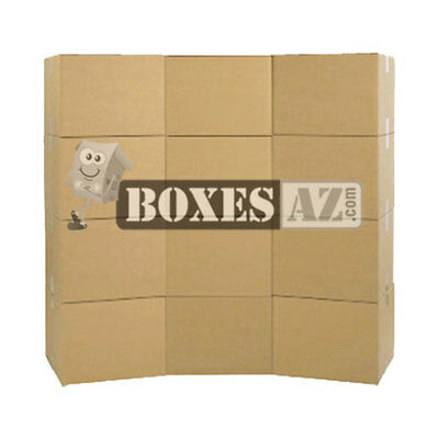 "Moving Boxes - Large Moving Boxes 20x20x15"" (12) - Delivered FREE 1-3 Days"