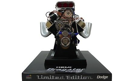 HEMI Top Fuel Dragster Model Engine - Diecast 1:6 Scale Motor