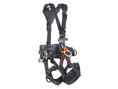 Skylotec RESCUE PRO 2.0 Safety Harness w/ Rope Clamp & Knife | AUTH. DEALER