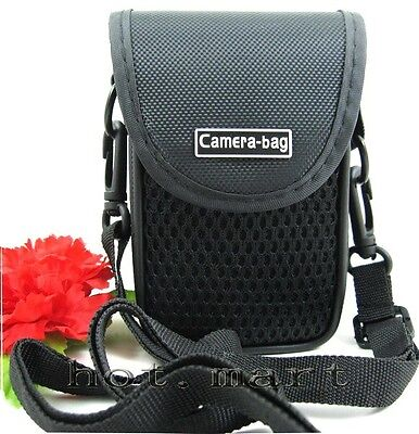 Camera Soft Case bag for Canon Powershot SX170 IS SX160 SX150 SX130 IS SX120 IS