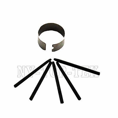 5x NEW Black Replacement Pen Nibs Only for Wacom BAMBOO CTE MTE CTL CTH Series