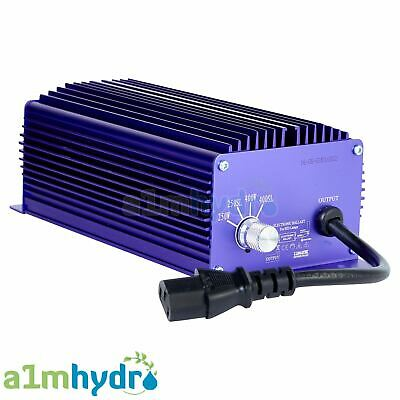 Lumatek 400W Watt Digital Dimmable Ballast For Grow Light Hydroponics