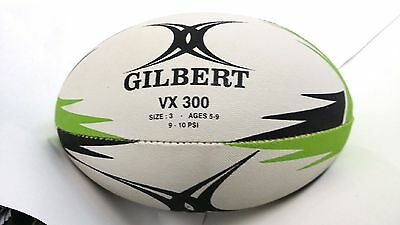 Gilbert VX300 Trianer Rugby Ball (Any 2 for $59.90) + Free Delivery