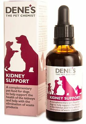 Denes Kidney Support Dogs Detox Health Herbal 50ml