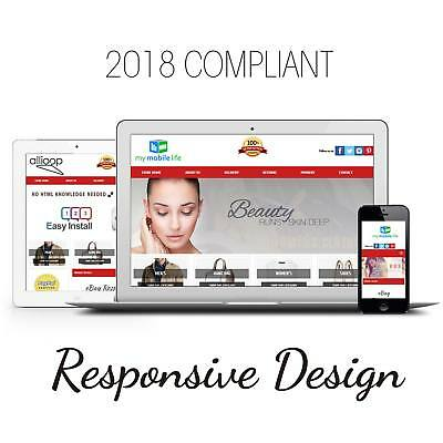 Professional Ebay Store / Shop and Ebay Listing Template Package Full Dynamic