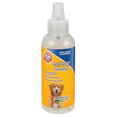 Arm & Hammer Dog Dental Spray 118ml Advanced Care Plaque Tartar Health