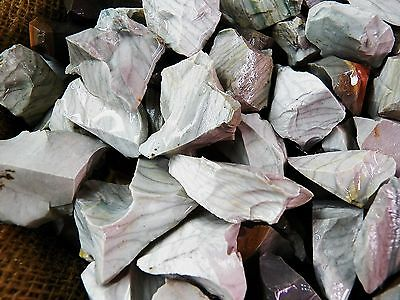 1000 Carat Lots of Gray Jasper Rough - Plus a FREE Faceted Gemstone