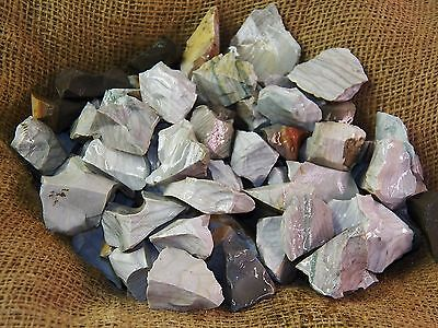 3000 Carat Lots of Gray Jasper Rough - Plus a FREE Faceted Gemstone
