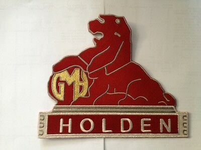 Cloth Patch  Iron or Sew FC EK EJ EH HD Lion Embroidered Badge