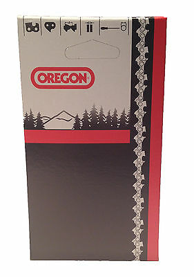 "Oregon 91P Chainsaw Chain Blade Fits B&q Performance Power Pwr33Cccsa 14"" 52Dl"