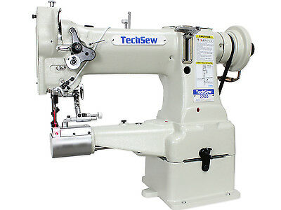 TechSew 2700 PRO Leather Walking Foot Industrial Sewing Machine