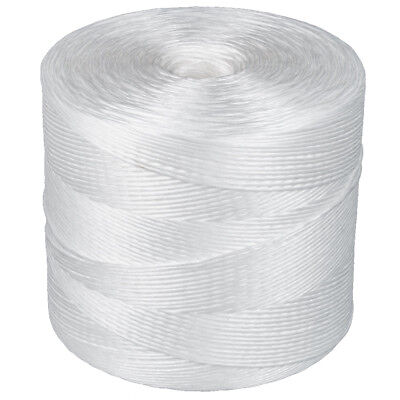 Polypropylene Twine Post Room String Parcel Office Garden Crafts Cord 700 Meters
