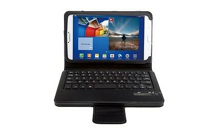 """Removable Bluetooth Keyboard Case For Samsung GALAXY 8"""" Tab 3 SM T310 T311 T315"""