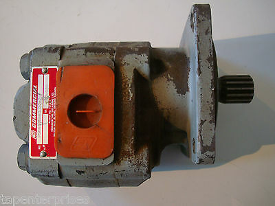 Commercial Shearing P50 Hydraulic Gear Pump P50A178BEOJ12-7