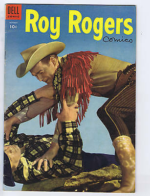 Roy Rogers #82 Dell 1954