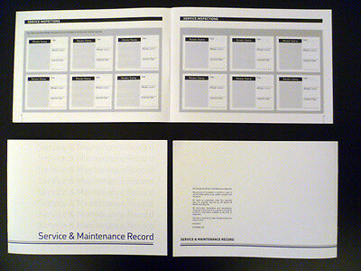Lexus Car Service Book Portfolio History Maintenance Record Brand New Blank