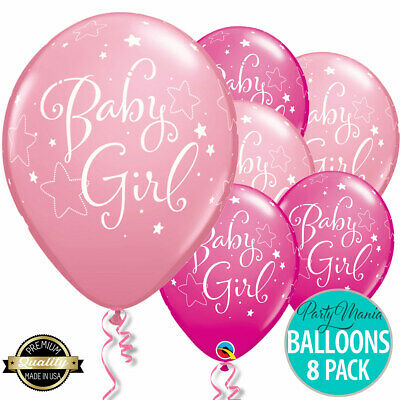 Baby Girl Or Baby Boy Baby Shower Party Supplies Decorations Balloons Pack 10