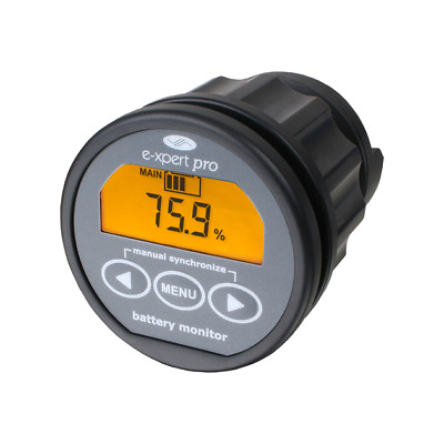 TBS Expert Pro HV  - State of Charge Meter - Solar/Golf Cart/Fork Lift/RV