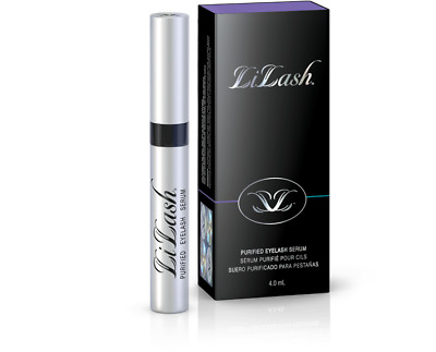 AUTHENTIC LILASH Purified Eyelash Serum 6 month supply 4ml FREE EXPRESS SHIPPING